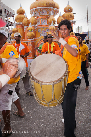 Moslem festival of Hosay, St James,Trinidad