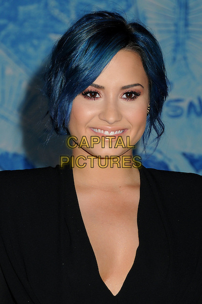 19 November 2013 - Hollywood, California - Demi Lovato. 'Frozen' Los Angeles film premiere held at the El Capitan Theatre<br /> CAP/ADM/BP<br /> &copy;Byron Purvis/AdMedia/Capital Pictures