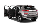 Car images of 2019 Hyundai Tucson Inspire 5 Door SUV Doors