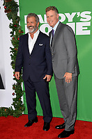 Mel Gibson &amp; Will Ferrell at the premiere for &quot;Daddy's Home 2&quot; at the Regency Village Theatre, Westwood. Los Angeles, USA 05 November  2017<br /> Picture: Paul Smith/Featureflash/SilverHub 0208 004 5359 sales@silverhubmedia.com
