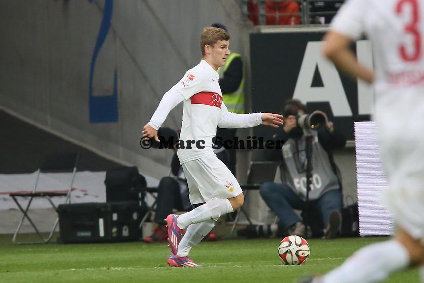Timo Werner (VFB) - Eintracht Frankfurt vs. VfB Stuttgart, Commerzbank Arena
