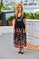 Kelly Preston at the photocall for &quot;Gotti&quot; at the 71st Festival de Cannes, Cannes, France 15 May 2018<br /> Picture: Paul Smith/Featureflash/SilverHub 0208 004 5359 sales@silverhubmedia.com