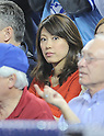 Mai Tanaka,<br /> APRIL 4, 2014 - MLB : Mai Tanaka (New York Yankees' picther Masahiro Tanaka's wife) is seen during the game between the New York Yankees and Toronto Blue Jays at Rogers Centre in in Toronto, Ontario, Canada.<br /> (Photo by AFLO)