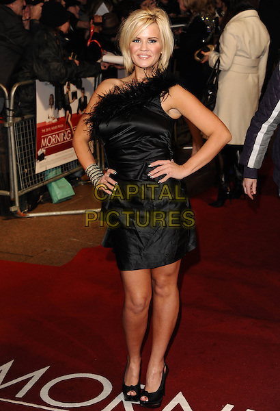 Tuesday, January 11, 2011<br /> Kerry Katona at the Morning Glory - UK film premiere, London, England.<br /> CAP/CK<br /> &copy;CK/Capital Pictures