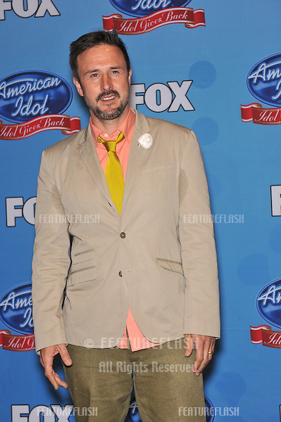 """David Arquette at American Idol's """"Idol Gives Back"""" event at Pasadena Civic Auditorium..April 21, 2010  Los Angeles, CA.Picture: Paul Smith / Featureflash"""
