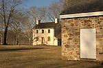Hibbs House 1830, Washingtons Crossing State Park, Bucks County, Pennsylvania