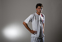 Sal Zizzo. U20 men's national team portrait photoshoot before the start of the FIFA U-20 World Cup in Canada. June 22, 2007.