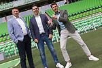 Seizoen 2019 - 2020, MT, Managment, *Robbert Klaver*, Commercieel directeur of FC Groningen, Director *Wouter Gudde* of FC Groningen, Manager technische zaken *Mark-Jan Fledderus* of FC Groningen,