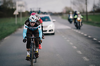 51th Le Samyn 2019 <br /> Quaregnon to Dour (BEL): 200km<br /> <br /> ©kramon