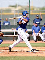 Justin Smoak / Texas Rangers 2008 Instructional League..Photo by:  Bill Mitchell/Four Seam Images