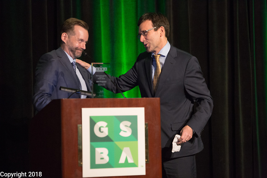 "GSBA Business and Humanitarian Awards ""Together we Rise"""