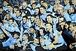 20171010/ Javier Calvelo - adhocFOTOS/  MONTEVIDEO/  ESTADIO CENTENARIO/ CLASIFICATORIAS SUDAMERICANAS MUNDIAL RUSIA 2018 /  20&ordf; FECHA/  URUGUAY 4  BOLIVIA 2/ Cancha: Estadio Centenario<br /> En la foto: Uruguay ante Bolivia en el Centenario por las Calsificatorias a Rusia 2018. Foto: Javier Calvelo / adhocFOTOS