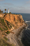 Lighthouse on the Palos Verde Peninsula in Southern California