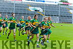Kerry v Dublin in the Camogie All Ireland Semi Finals at The Gaelic Grounds Limerick on Saturday.