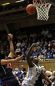 Chelsea Gray attempts to make a layup. Duke woman's basketball beat Virginia 77-66 on Monday, January 2, 2012 at Cameron Indoor Stadium in Durham, NC. Photo by Al Drago.