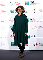 "La produttice italiana Ginevra Elkann posa durante un photocall per la presentazione del film ""Captain Fantastic"" al Festival Internazionale del Film di Roma, 17 ottobre 2016.<br /> Italian producer Ginevra Elkann poses for a photocall to present the movie ""Captain Fantastic"" during the international Rome Film Festival at Rome's Auditorium, 17 October 2016..<br /> UPDATE IMAGES PRESS/Isabella Bonotto"