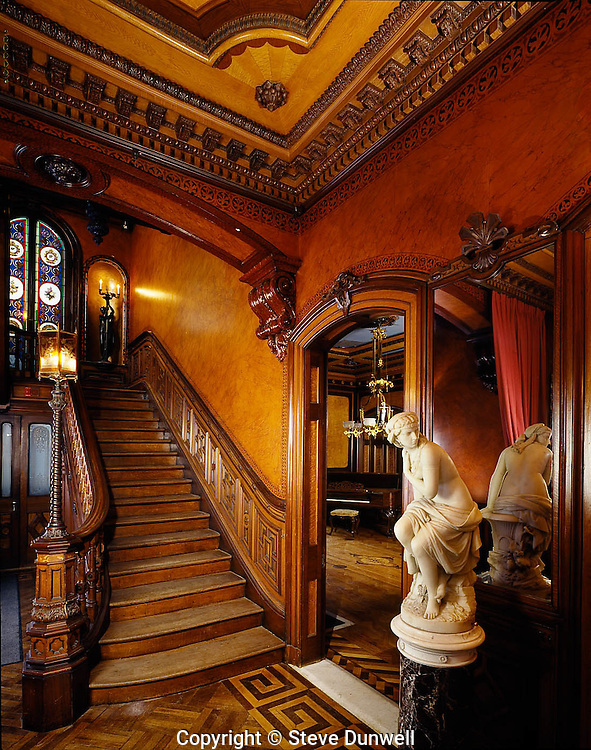 Lippitt mansion interior providence ri steve dunwell photography boston Home furniture usa nj