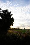 10th October 2017. Bourne, United Kingdom. Autumn in Lincolnshire. Jonathan Clarke/Alamy Live News