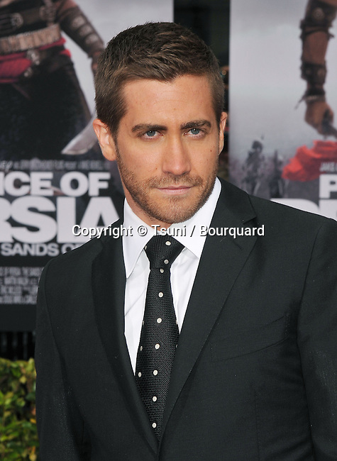 05_ Jake Gyllenhaal _05   -<br /> Prince Of Persia-The Sand Of Time Premiere at the Chinese Theatre In Los Angeles.
