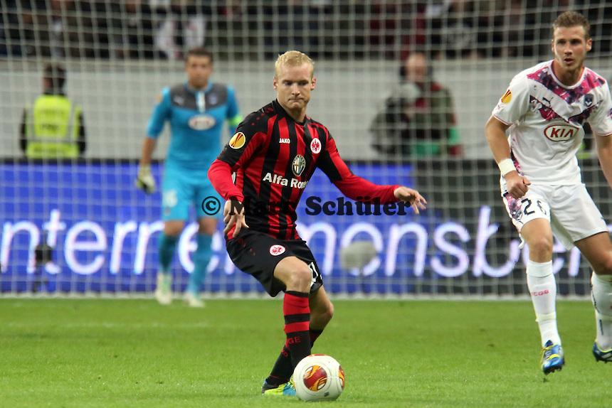 Sebastian Rode (Eintracht) - 1. Spieltag der UEFA Europa League Eintracht Frankfurt vs. Girondins Bordeaux