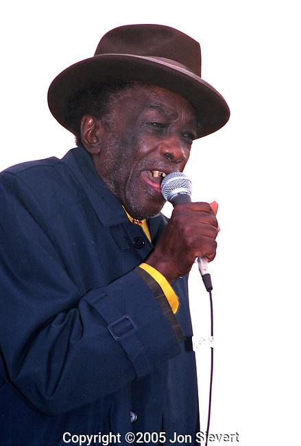 Sept. 20, 1999.San Francisco Blues Festival