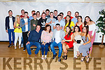 Conor Keane Beaufort celebrated his 21st birthday with his family and friends in the Inn Between bar on Saturday