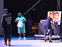 MIRAMAR, FL - May 18: Rakim of Eric B & Rakim and Demont 'hip hop Picasso' Pinder performs during The PK's Throwback 105.5 Birthday Bash & Godfathers Of Hip Hop at Miramar Regional Park Ampitheatre on May 18, 2018 in Miramar, Florida.  ( Photo by Johnny Louis / jlnphotography.com )
