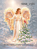 Dona Gelsinger, CHRISTMAS CHILDREN, WEIHNACHTEN KINDER, NAVIDAD NIÑOS, paintings+++++,USGE1565,#XK# ,angels