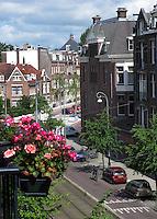 Street at Amsterdam