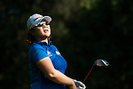 Min-Young Lee of Korea looks on during the Hyundai China Ladies Open 2014 at World Cup Course in Mission Hills Shenzhen on December 14 2014, in Shenzhen, China. Photo by Xaume Olleros / Power Sport Images