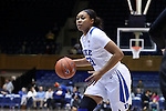 17 November 2016: Duke's Kendall Cooper. The Duke University Blue Devils hosted the Grand Canyon University Antelopes at Cameron Indoor Stadium in Durham, North Carolina in a 2016-17 NCAA Division I Women's Basketball game. Duke won the game 90-47.