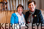 Teresa Griffin and Joan Murphy at the Chernobyl Coffee morning last Thursday.