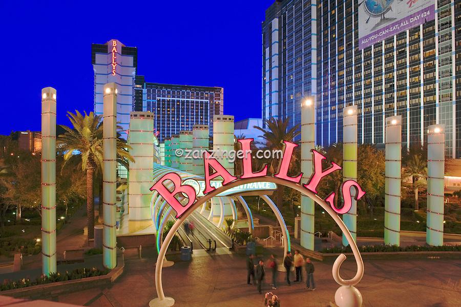 Las Vegas, Nevada, Resort Caino properties