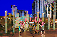 Las Vegas, Nevada, Resort Caino properties
