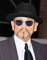 """HOLLYWOOD, CA - OCTOBER 24: Joe Pesci attends the premiere of Netflix's """"The Irishman"""" at TCL Chinese Theatre on October 24, 2019 in Hollywood, California.<br /> CAP/ROT/TM<br /> ©TM/ROT/Capital Pictures"""