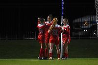 Boyds, MD - Saturday September 30, 2017: Mallory Pugh during a regular season National Women's Soccer League (NWSL) match between the Washington Spirit and the Seattle Reign FC at Maureen Hendricks Field, Maryland SoccerPlex.