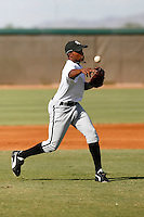 Kyle Davis - Chicago White Sox 2009 Instructional League. .Photo by:  Bill Mitchell/Four Seam Images..