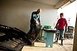 Benjamin Gaboriau est exploitant ostréicole. Son père et sa mère travaille avec lui. une partie de son exploitation se trouve à Oléron, il y récupère les naissaims et y affine les huitres, la croissance des huitres se fait dans le nord Bretagne vers Morlaix.