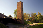 Budynek Krematorium I<br /> Krematorium I, the first crematorium in Auschwitz, Poland