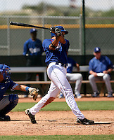 Jared Bolden / Texas Rangers 2008 Instructional League..Photo by:  Bill Mitchell/Four Seam Images