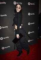LOS ANGELES, CA - FEBRUARY 07: Lexy Panterra attends Spotify's Best New Artist Party at the Hammer Museum on February 07, 2019 in Los Angeles, California.<br /> CAP/ROT/TM<br /> ©TM/ROT/Capital Pictures