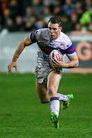 Picture by Alex Whitehead/SWpix.com - 27/04/2018 - Rugby League - Betfred Super League - Castleford Tigers v Wakefield Trinity - Mend-A-Hose Jungle, Castleford, England - Wakefield's Matty Ashurst.