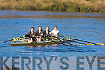 Action from the Kerry Head of the River in Killorglin on Saturday.