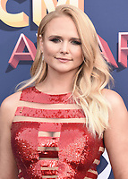 LAS VEGAS, NV - APRIL 15:  Miranda Lambert at the 53rd Annual Academy of Country Music Awards at MGM Grand Garden Arena on April 15, 2018 in Las Vegas, Nevada. (Photo by Scott Kirkland/PictureGroup)