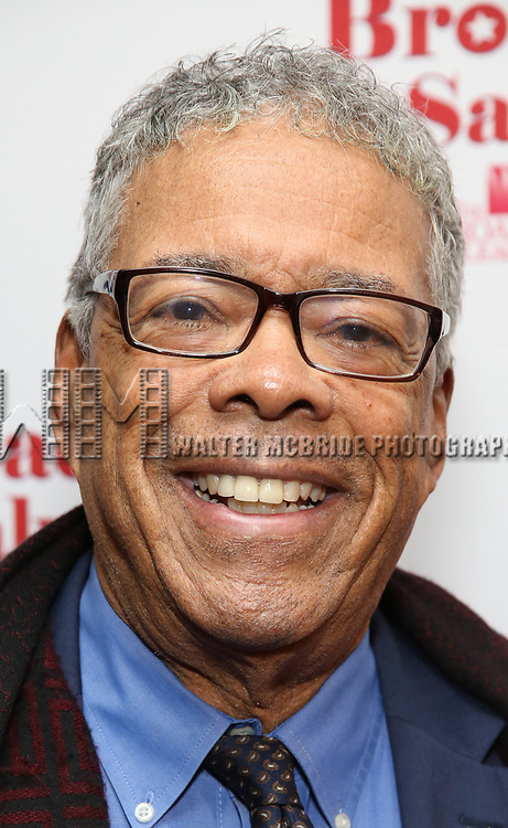 Charles Turner attends Broadway Salutes 10 Years - 2009-2018 at Sardi's on November 13, 2018 in New York City.