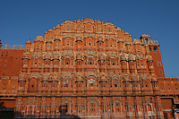 The entrance to the pink city of Jaipur, Rajasthan, India..Photo by Suzanne Lee