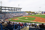 George M. Steinbrenner Field,<br /> FEBRUARY 27, 2014 - MLB :<br /> A general view inside of George M. Steinbrenner Field during a spring training baseball game between the Pittsburgh Pirates and the New York Yankees in Tampa, Florida, United States. (Photo by Thomas Anderson/AFLO) (JAPANESE NEWSPAPER OUT)
