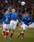 Danny Stoney, Rangers