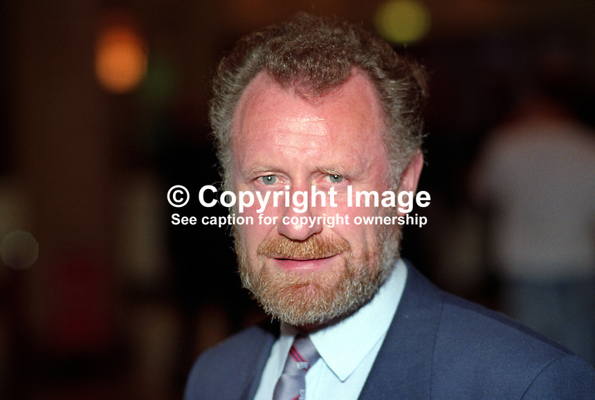 Dennis Canavan, MP, Labour Party, politician, UK, 19921006DC.<br />