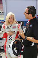 09/15/12 Fontana, CA: Chelsie Hightower, Helio Castroneves